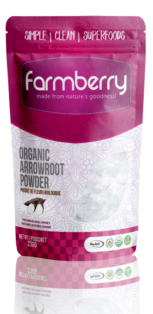 Organic Arrowroot Powder