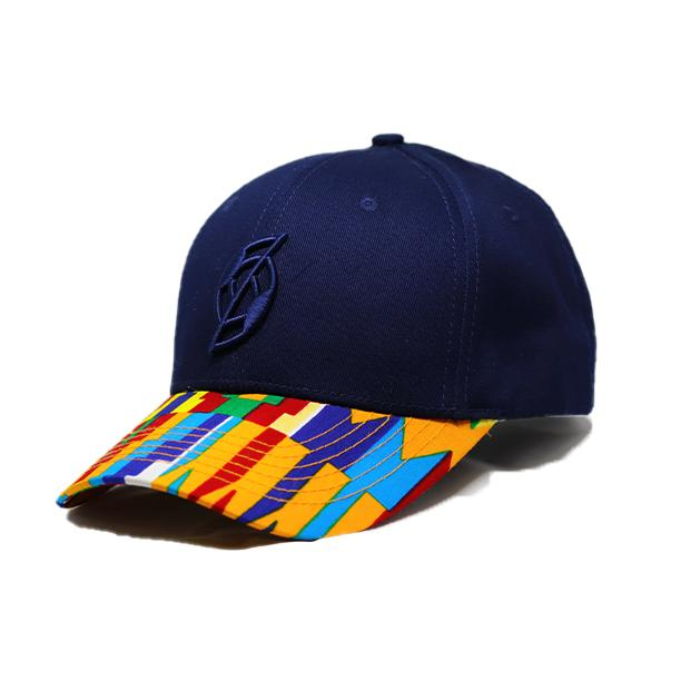 Warrior King Blue Hat