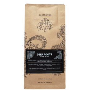 Load image into Gallery viewer, DEEP ROOTS - Herbal Tea Blend