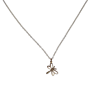 Load image into Gallery viewer, Golden Dragonfly Necklace