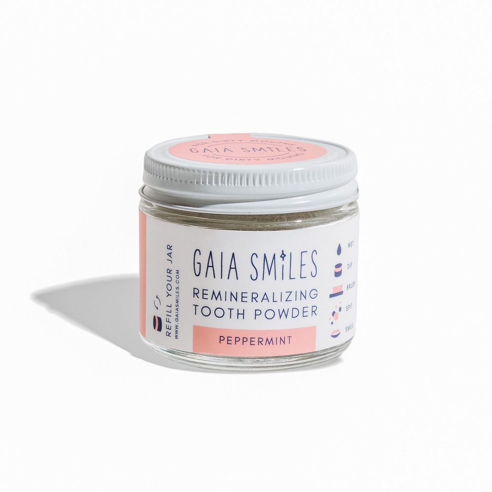 Load image into Gallery viewer, Peppermint Tooth Powder