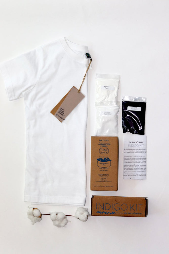 Indigo Dye Kit + Good Toddler Tee