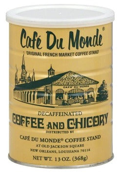 Café Du Monde Decaffeinated Coffee & Chicory
