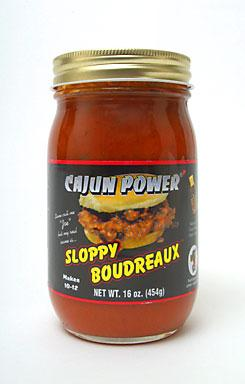 Cajun Power Sloppy Boudreaux