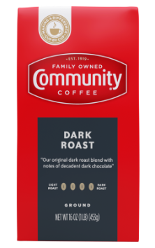 Community Coffee Dark Roast Coffee