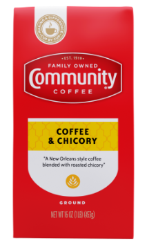 Community Coffee Decaffeinated Coffee & Chicory