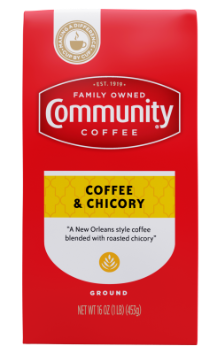 Community Coffee N.O. Blend Coffee & Chicory