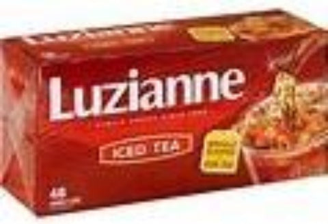 Luzianne Decaf Iced Tea - 48 count