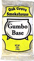 Oak Grove Gumbo Base (w/o rice)
