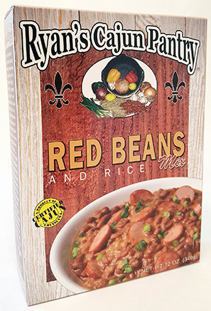 Ryan's Cajun Pantry Red Beans and Rice