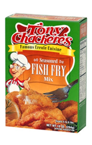 Tony Chachere's Fish Fry Mix