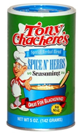 Tony Chachere's Spice N' Herbs Seasoning