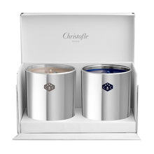 Load image into Gallery viewer, Gift Set of 2 Christofle Candles
