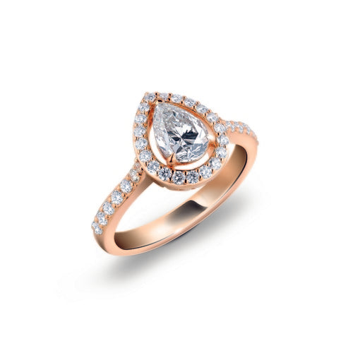 Diamond Classic, Ring