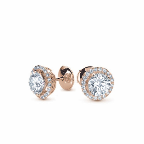 Diamond Classic, Stud Earrings