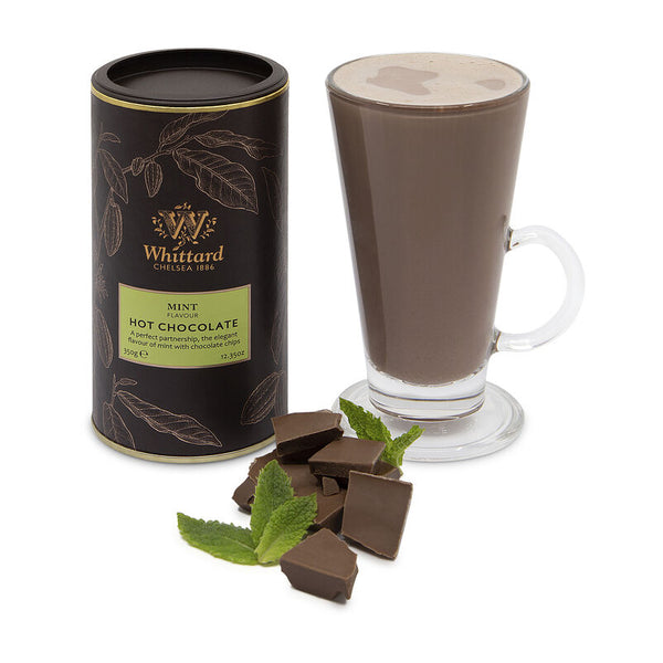 Mint Flavour Hot Chocolate