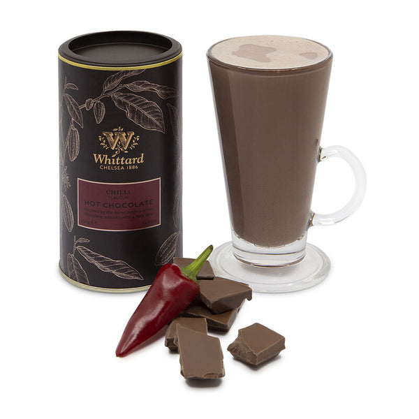 Chilli Flavour Hot Chocolate
