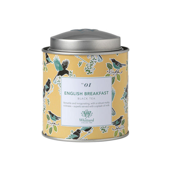 Tea Discoveries English Breakfast Tea Caddy