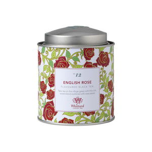 Tea Discoveries English Rose Tea Caddy