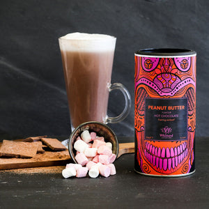 Peanut Butter Flavour Hot Chocolate