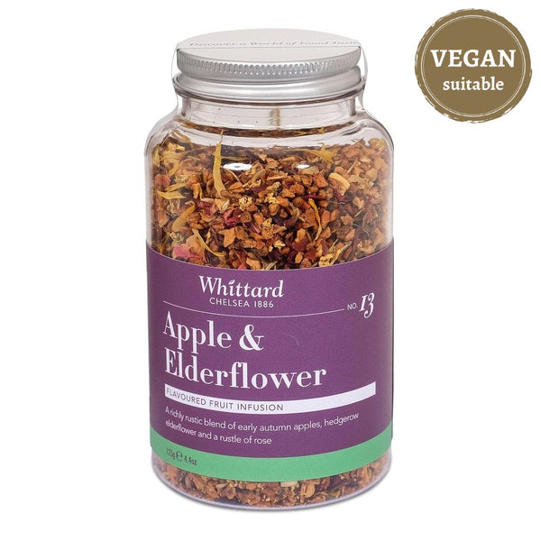 Apple & Elderflower Infusion Bottle