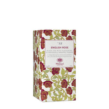 Load image into Gallery viewer, Tea Discoveries English Rose 25 Individually Wrapped Teabags