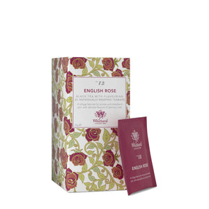 Tea Discoveries English Rose 25 Individually Wrapped Teabags