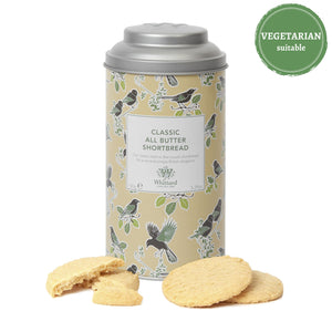 Tea Discoveries Classic All Butter Shortbread Biscuits