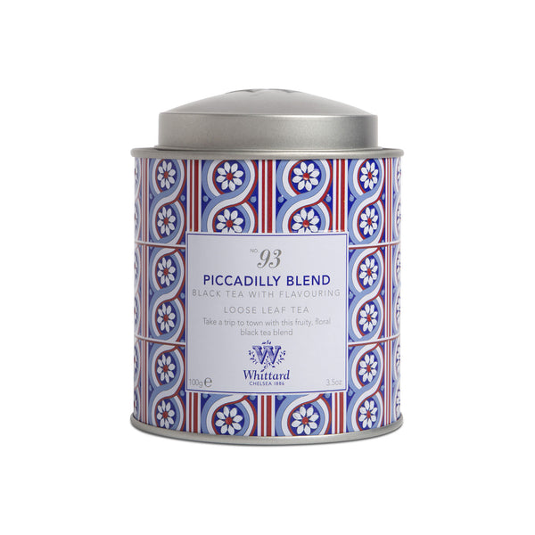 Tea Discoveries Piccadilly Blend Caddy