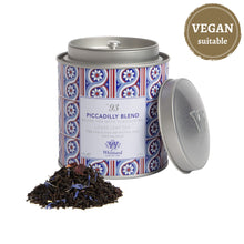 Load image into Gallery viewer, Tea Discoveries Piccadilly Blend Caddy