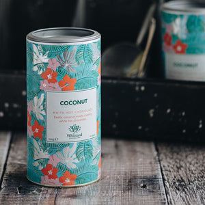 Coconut White Hot Chocolate (Limited Edition)