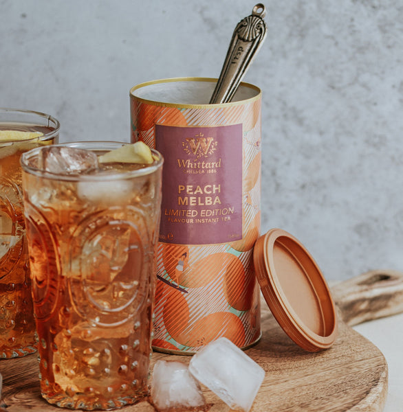 Limited Edition Peach Melba Instant Tea