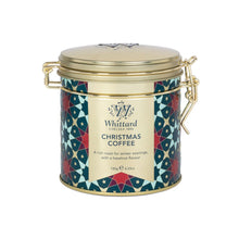 Load image into Gallery viewer, Christmas Coffee Clip Top Tin