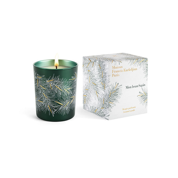 Mon beau Sapin Green Scented Candle
