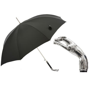 Silver Greyhound Umbrella