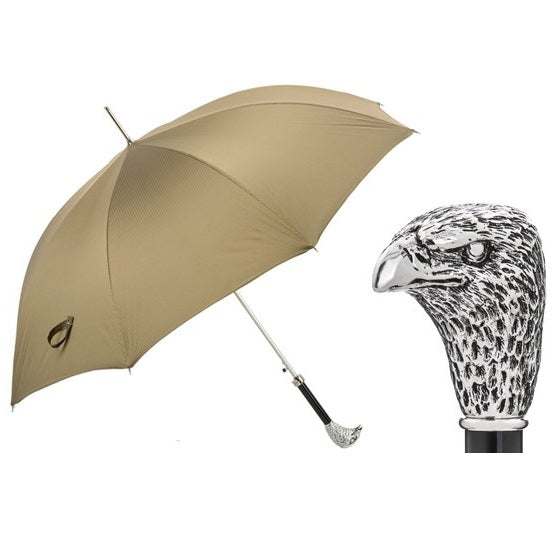 Silver Eagle Umbrella