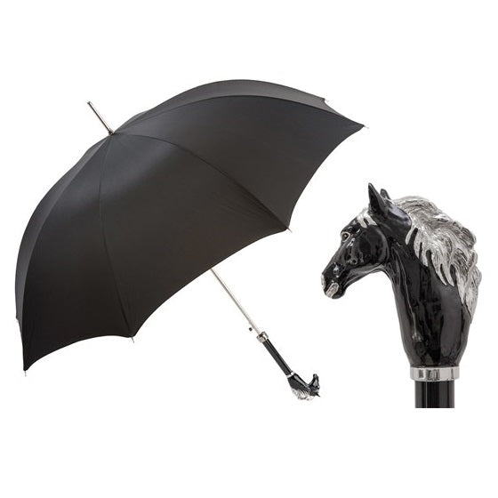 Black Horse Umbrella