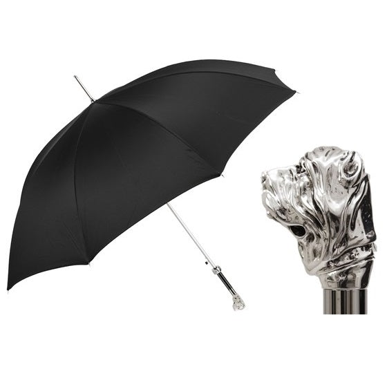 Silver Mastiff Umbrella