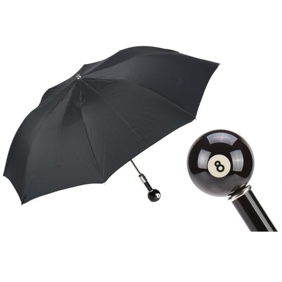Billiard Pool 8-Ball Folding Umbrella