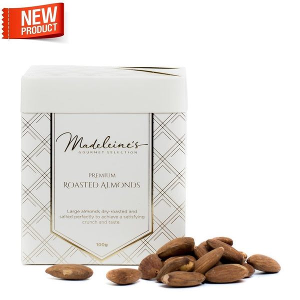 Madeleine's Premium Roasted Almonds