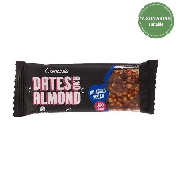 Dates & Almond Bar - No Added Sugar