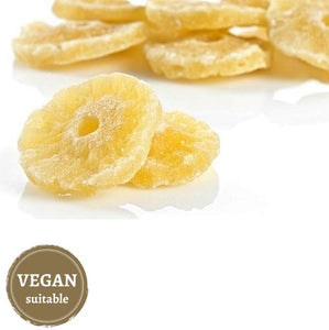 Dried Pineapple – Low Sugar