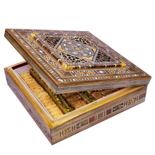 Load image into Gallery viewer, La Patissiere - Premium Baklava 1000g in Mosaic Box