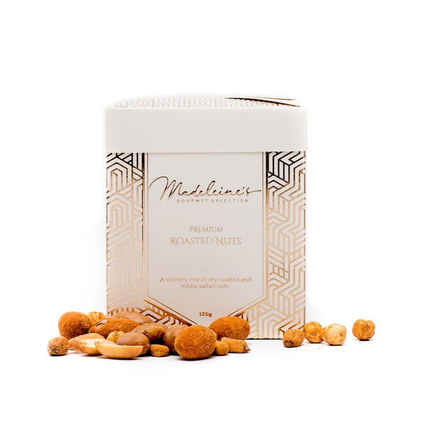 Madeleine's Premium Roasted Nuts