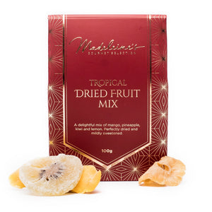 Madeleine's Tropical Dried Fruit Mix