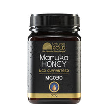 Load image into Gallery viewer, MGO 30 - 100% Raw Australian Manuka Honey 500g
