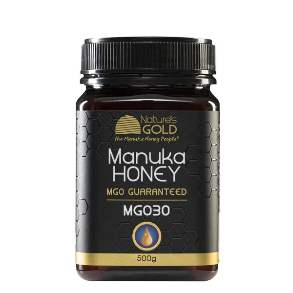MGO 30 - 100% Raw Australian Manuka Honey 500g