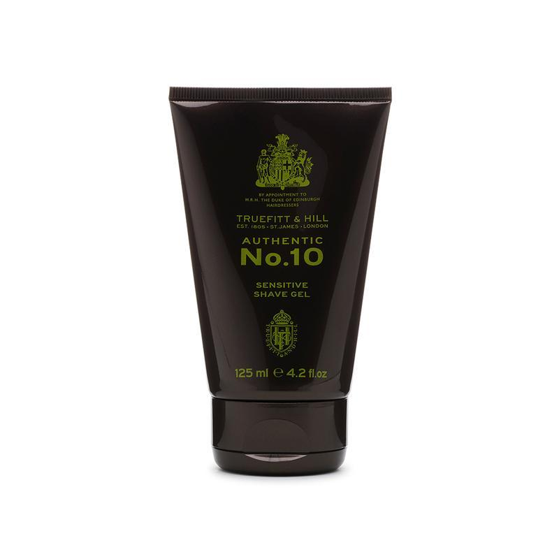 No. 10 Sensitive Shave Gel