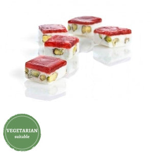 Nougat - Strawberries