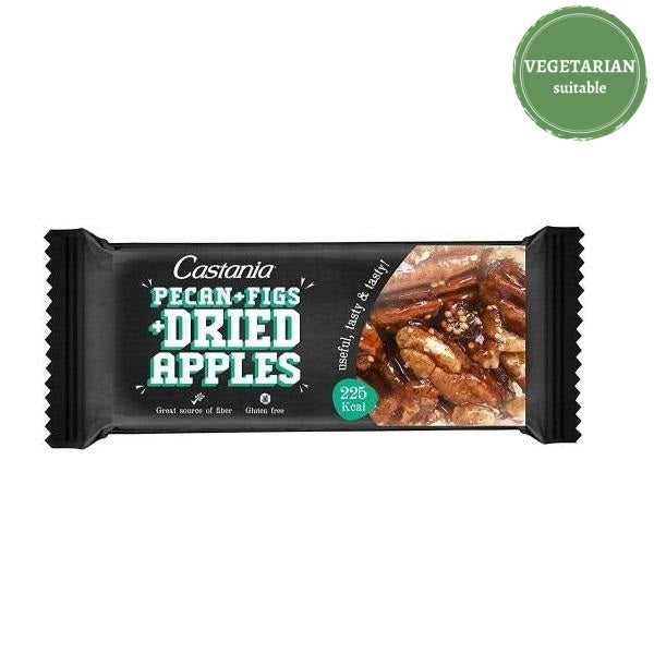 Pecan & Figs Bar - No Added Sugar